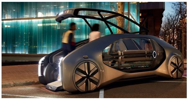 Driverless Car Revolution 2018-09-25